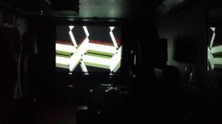 Paul Prudence - 2/3- AV showcase #4: Generative & Live Coding @ Juno-Videohackspace kick-off