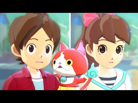 YO-KAI WATCH 4 - Official Trailer & Gameplay (Nintendo Switch)