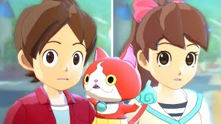 LEVEL-5 released a new Yo-kai Watch 4 Official Trailer (Nintendo Sw...