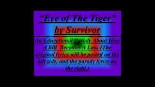 "Baixar ""Eye of the Tiger"" by Survivor: An Educational Parody"