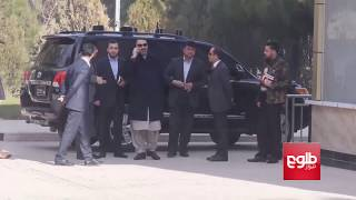 Atta Noor Chairs Provincial Officials Meeting in Balkh