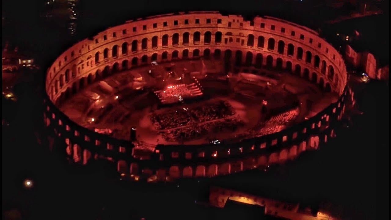 HAUSER & Friends - Gala Concert at Arena Pula  2018 - FULL Concert