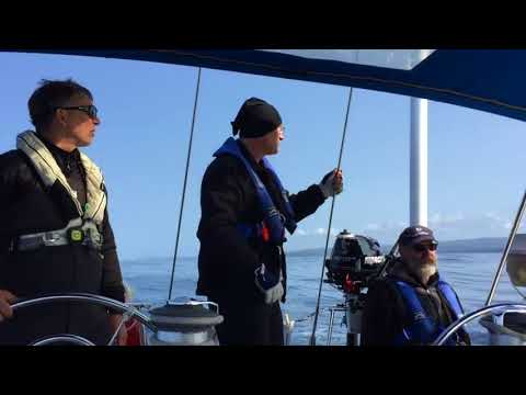 YACHTMASTER OFFSHORE - CIRCUMNAVIGATING VANCOUVER ISLAND 2016