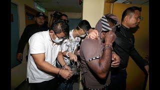 Buang sisa beracun: Suspek dihadapkan ke mahkamah