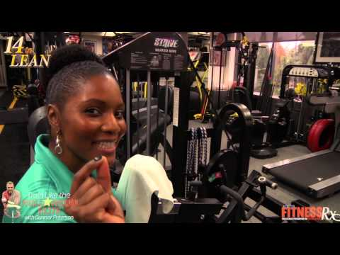 Tamisha Harris Wins A Workout With Gunnar...