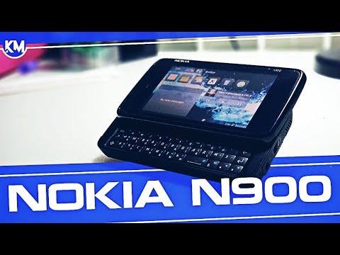 Nokia N900: LINUX в кармане (2009) - ретроспектива