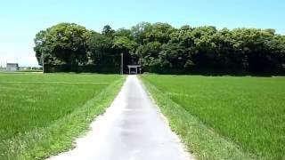 神麻続機殿神社 その2
