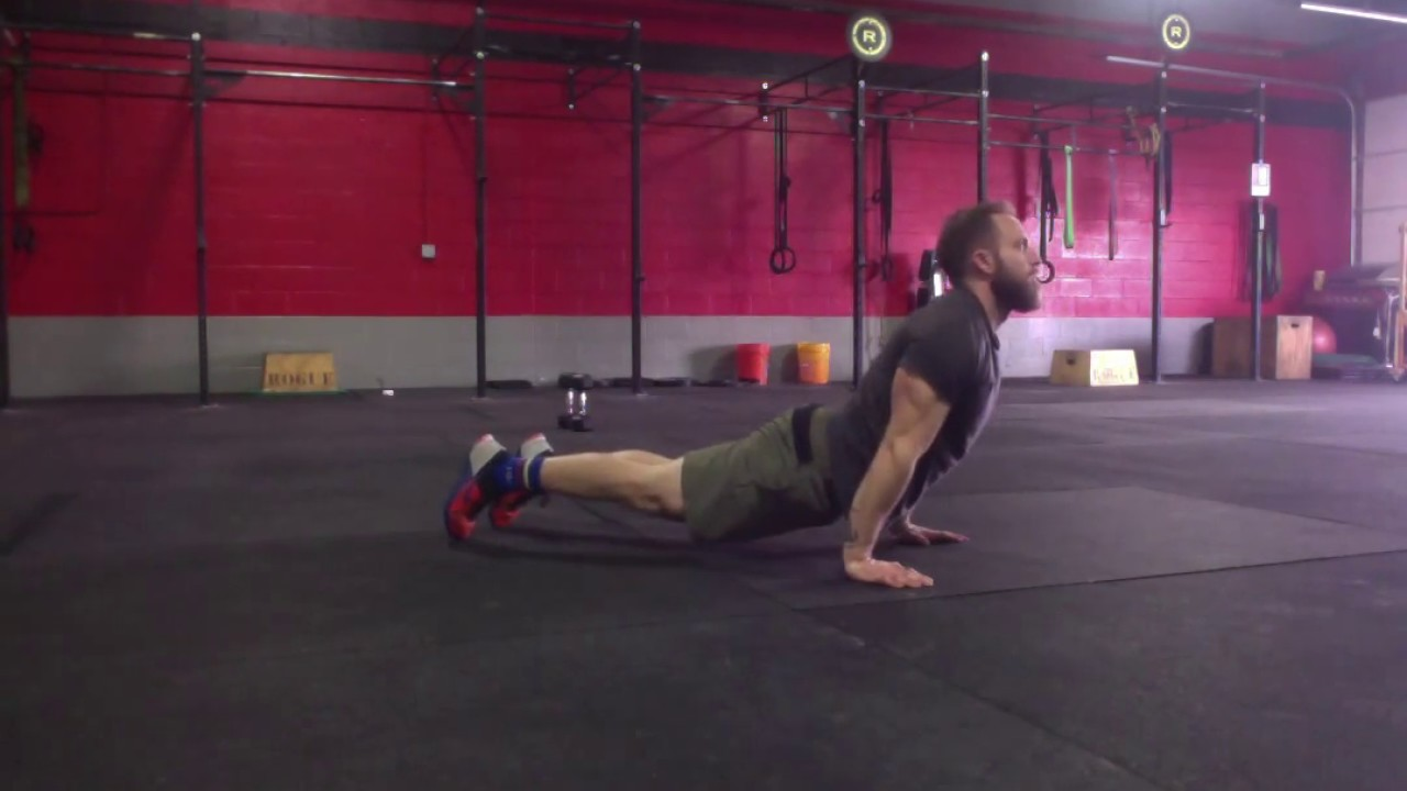 Dive bomber push up hindu push up youtube - Dive bomber push up ...