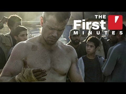 Jason Bourne: The First 5 Minutes