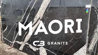 Slab Cuttin' - Maori Granite