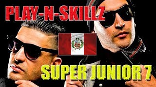 Download Lagu PLAY-N-SKILLZ CONCIERTO DE SUPER JUNIOR LIMA,PERÚ 2018 (HD) Mp3
