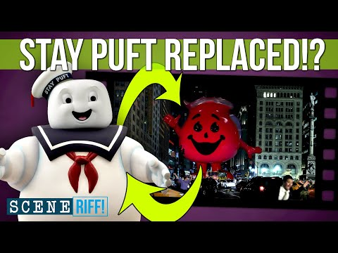 STAY PUFT REPLACED!? | Ghostbusters SCENE RIFF Parody | SCENE RIFF Ep. 2
