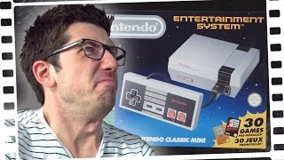 WTF, NINTENDO?! - Nintendo Classic Mini - Review