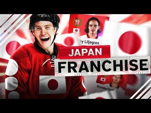 NHL 17 Franchise Mode #24 'Make Japan Great Again'