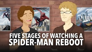 Five Stages of Watching A Spider-Man Reboot thumbnail