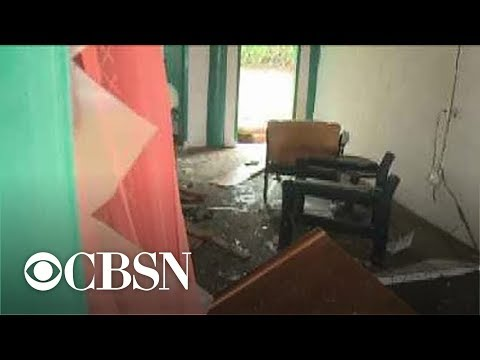 Hundreds dead as tsunami hits Indonesia