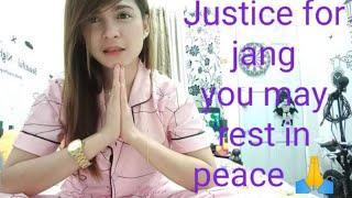Jang Lucero (RIP) nagpakita sa kanyang LIBING