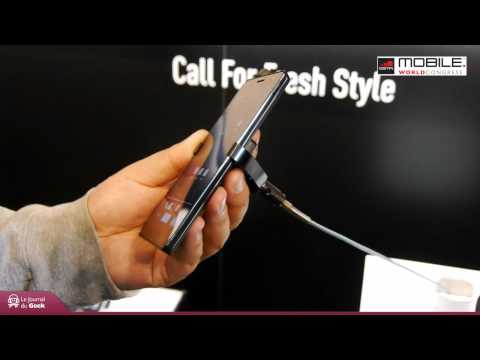 MWC 2012 : Panasonic Eluga Power
