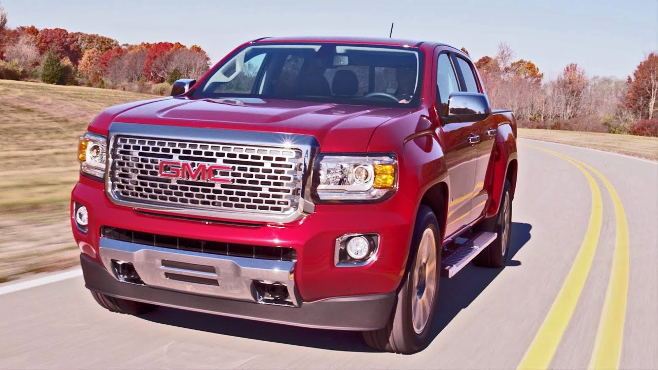 Wonderful 2017 GMC Canyon Denali  First Look  YouTube