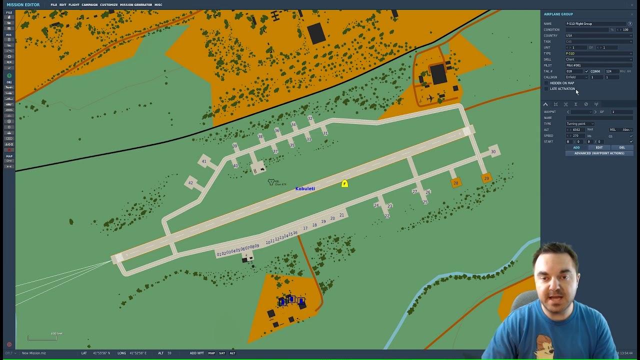 Dcs world tutorial series mission editor 01 introduction unit dcs world tutorial series mission editor 01 introduction unit placement target range gumiabroncs Gallery