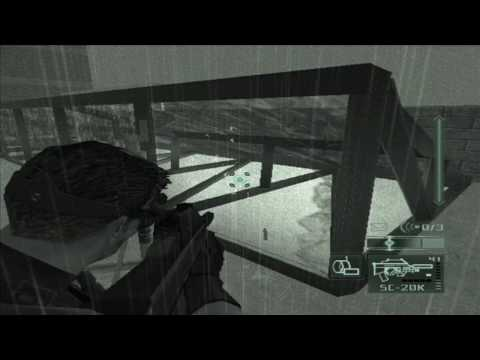 Tom Clancy's Splinter Cell Pandora Tomorrow   Television Free Indonesia,Jakarta,Indonesia PC Gameplay Video Part II HD