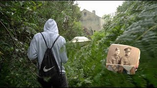 ABANDONED HOUSE OF LOST SOULS!! ( So many MEMORIES left behind)
