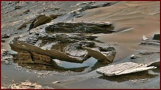 Civilization on Mars - Panorama and Photos (HD 1080p) - Curiosity Sol 1685 MR