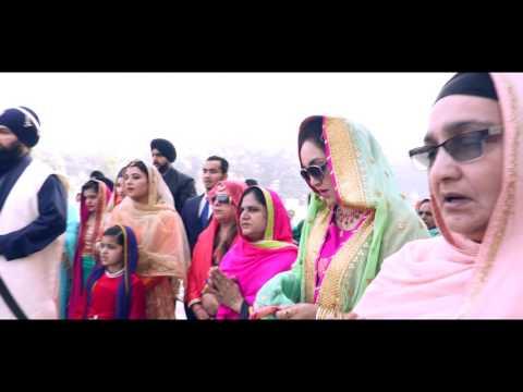Sikh Wedding  Highlights  Ramanpreet Singh Weds Baljeet Kaur