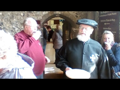 Winchester - The Hospital of St Cross & Almshouse of Noble Poverty - February 2017