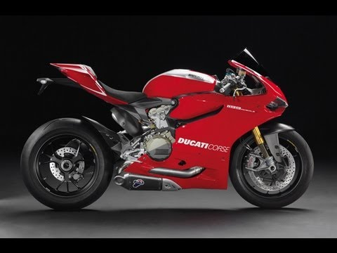 Premiere Ducati 1199 Panigale R Interview & Details-EICMA 2012