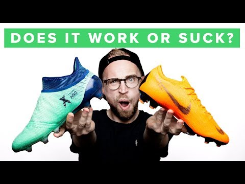 Nike ACC vs Adidas NSG - Which football boot technology works best?