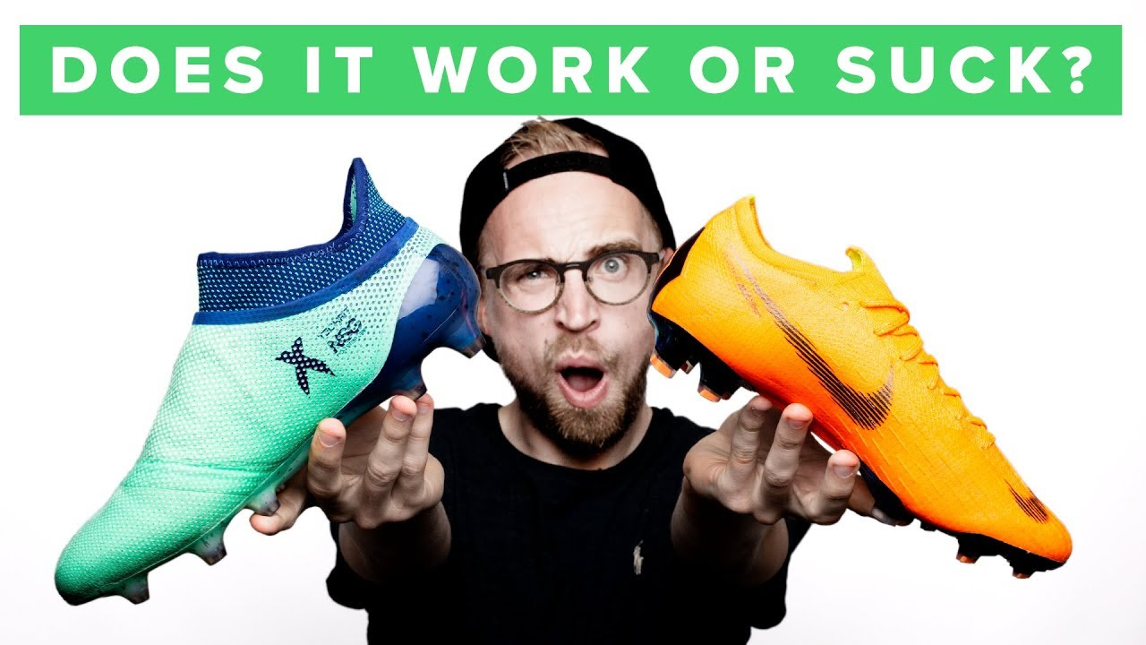 e77666068 Nike ACC vs Adidas NSG - Which football boot technology works best ...