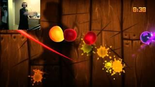 Legendary Fruit Ninja Kinect Game - Naded