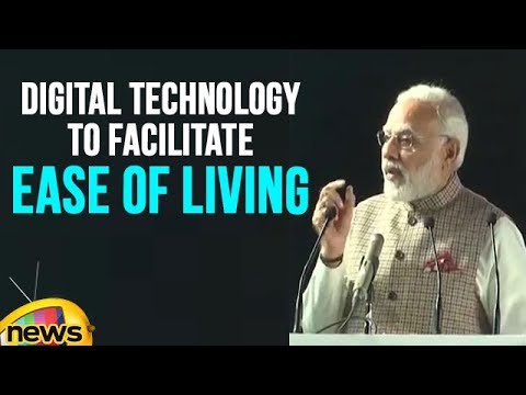 Digital Technology To Facilitate Ease Of Living | Mango News