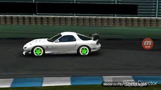 Assoluto Racing: Mazda Efini Rx-7 D-Spec (exotic import) drift video