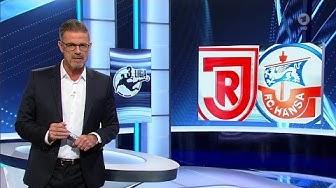 Jahn Regensburg gegen Hansa Rostock - 1. Spieltag 16/17 - Sportschau