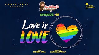 Episode-48 : LOVE IS LOVE | Middle Class Ammayi | A Telugu Podcast by Rithika Sana
