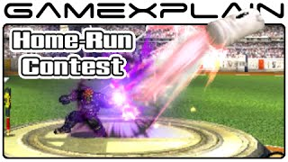 Smash Bros 3DS Challenge: Home-Run Contest Ganondorf Trick- Guide & Walkthrough