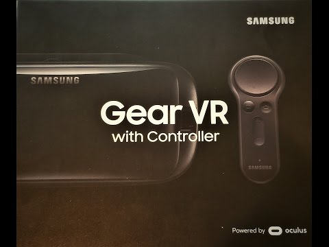 (EPISODE 1,438) UNBOXING VIDEO: SAMSUNG GEAR VR WITH CONTROLLER (SPRINT) OCULUS