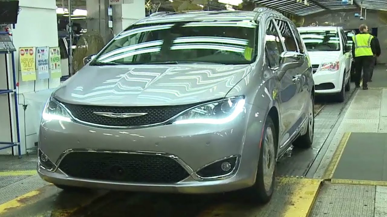 chrysler pacifica motor mount replacement 2004 2017 chrysler pacifica production  [ 1280 x 720 Pixel ]