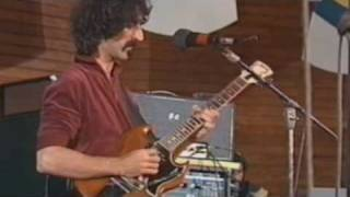 Watch Frank Zappa Frank Zappa video
