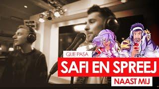 Safi en Spreej - Naast mij (live bij Q)