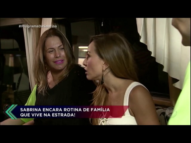 Débora Rodrigues dá dicas de estrada para família aventureira