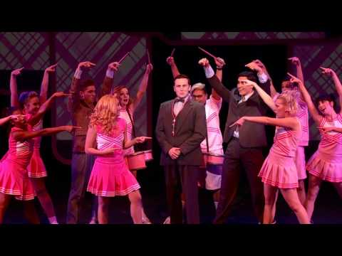 """""""What You Want"""" from Legally Blonde The Musical at Texas State University"""