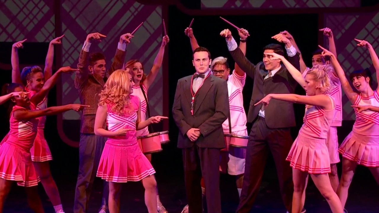 Legally Blonde The Musical Youtube - College - Fromtheinsideoutus-3960