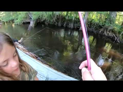 Fishing The Edisto River