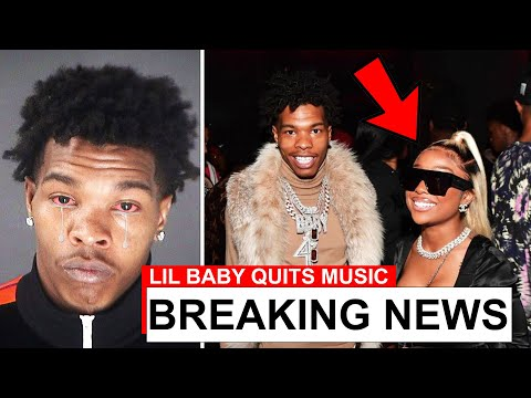 Lil Baby is CRYING FOR HELP, Here's Why…
