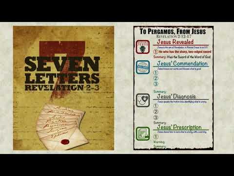 "Revelation 2:12-17 ""To Pergamos, From Jesus"