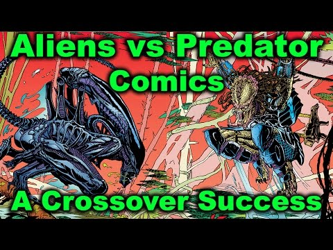 Aliens vs Predator Comics - Origin of the Crossover Hit (AVP Comics - What's Worth Reading)