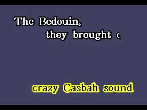 DK61 05   Rock Casbah The   Clash [karaoke]
